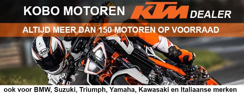 Konbo Motoren KTM Drachten